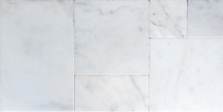 Ice Marble French Pattern Paver