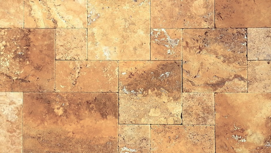 Gold Travertine French Pattern.jpg