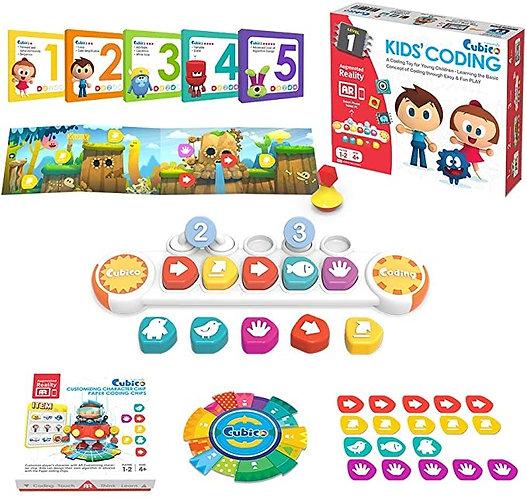 Cubico Kids' Coding