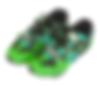 Green Biking Shoes