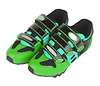 Green Biking Shoes