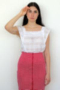 Honey Top and Sevilla Skirt