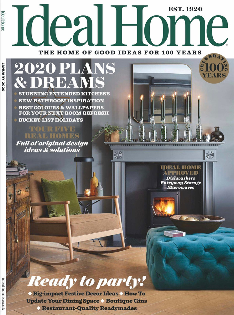 Ideal Home January 2020