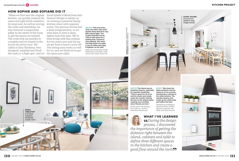 Ideal Home Sophie article page 3 and 4.j