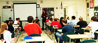 Mason High school Hypnosis Presentation.
