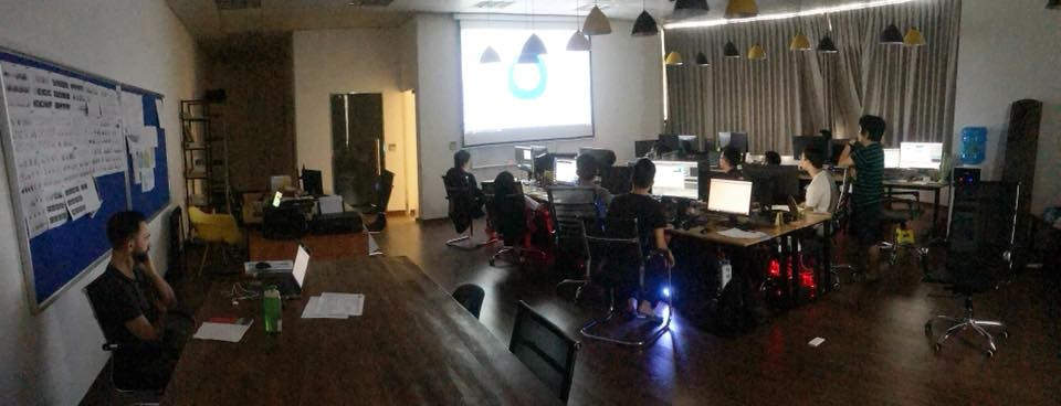 DeeDee Animation Studio - những ngày đầu khởi nghiệp