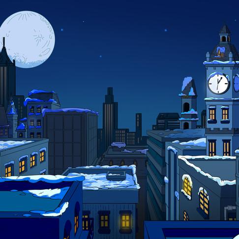Tìm Hiểu Về Công Việc Background Artist Cho Phim Hoạt Hình 2D
