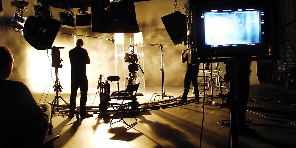 trường quay phim điện ảnh
