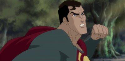 nguyên tắc animation anticipation với ví dụ của superman