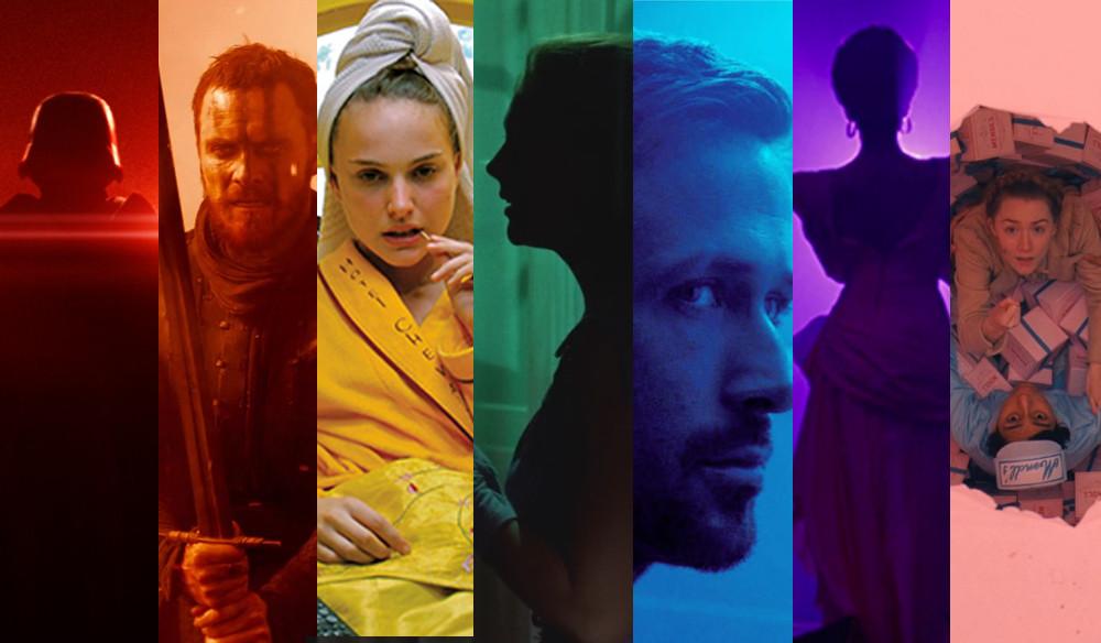 cảm xúc của màu sắc trong điện ảnh