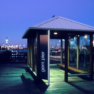 Gem Pier Shelter