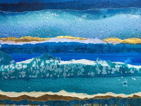 Glinting Sea II