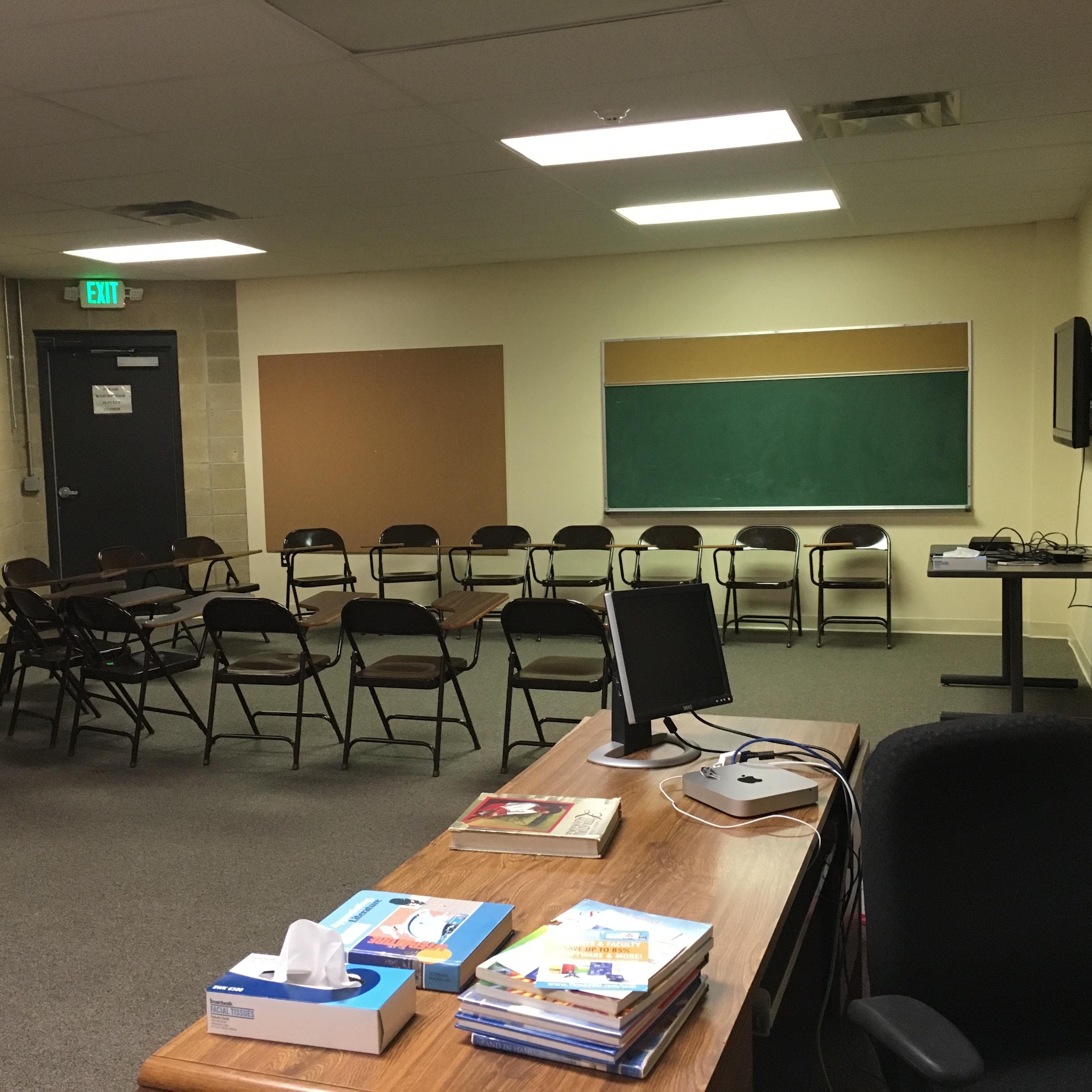 Classroom C