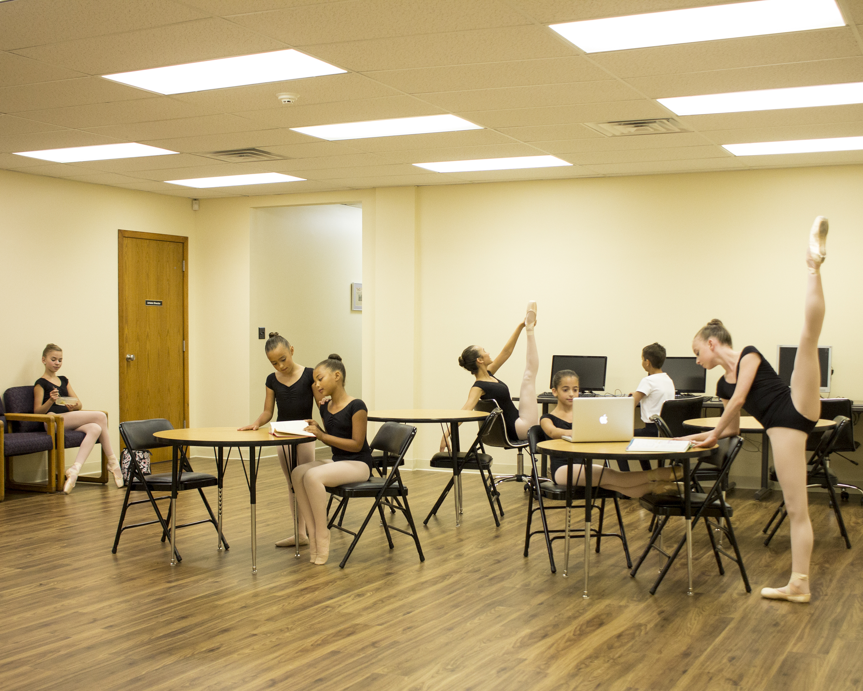 Student Study Area
