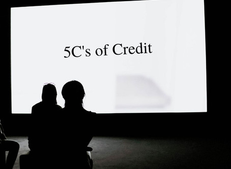 Your credit - it's more than just a number