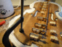 restauration violon
