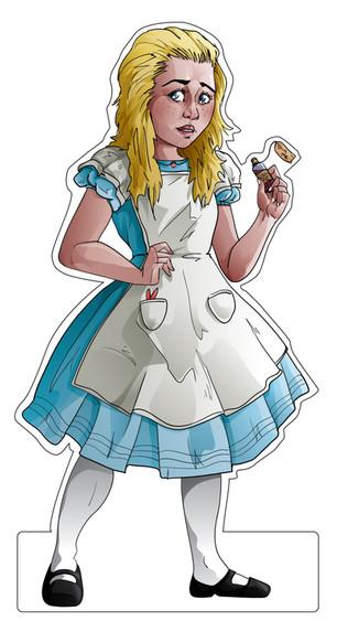 Alice Of Wonderland Fame