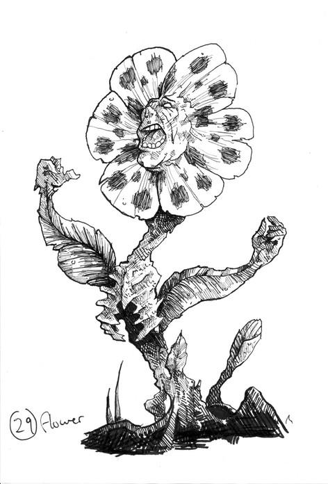 Man Flower