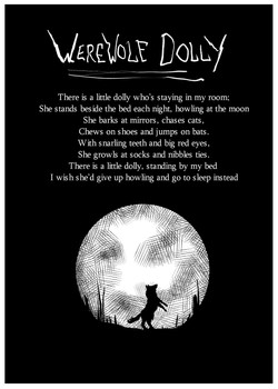 Werewolf Dolly