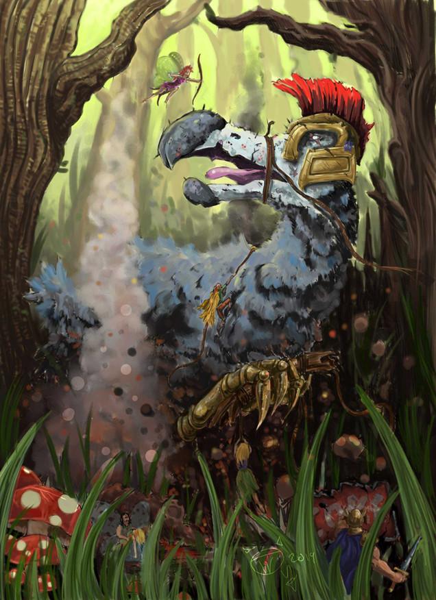 Dodo Wars