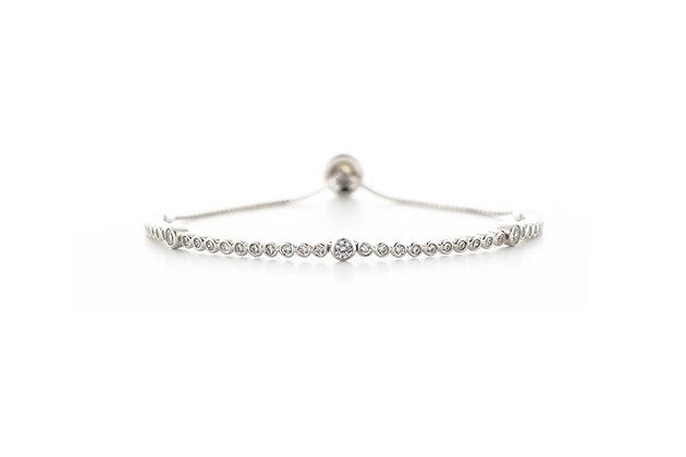 Sliding bracelet