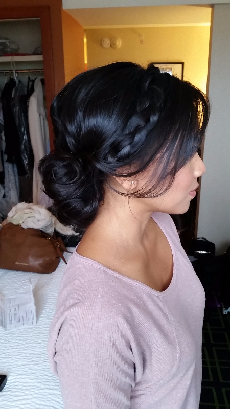 Hair by Judy Lim