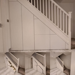 Stair Storage in Liverpool, Mersyside, UK