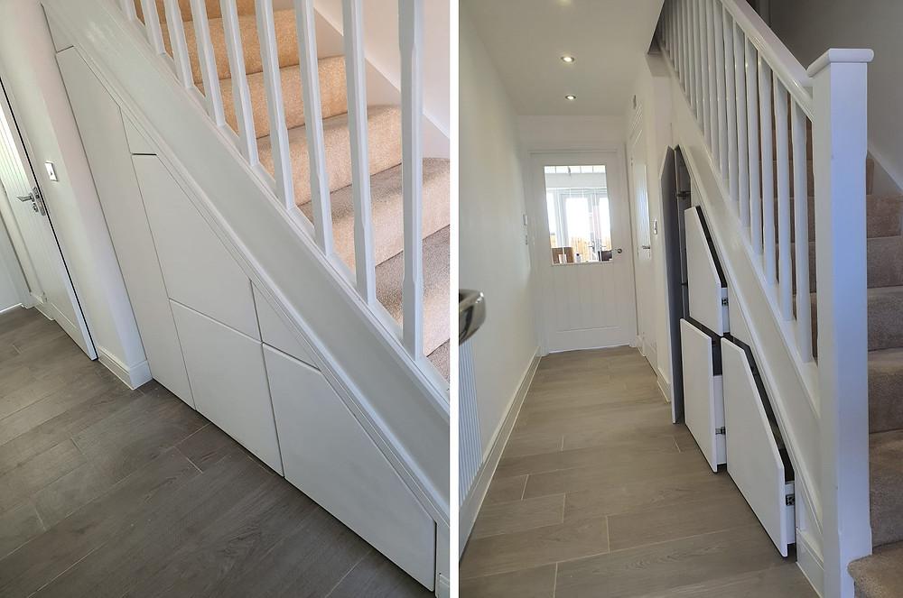 Under Stairs Storage Solutions