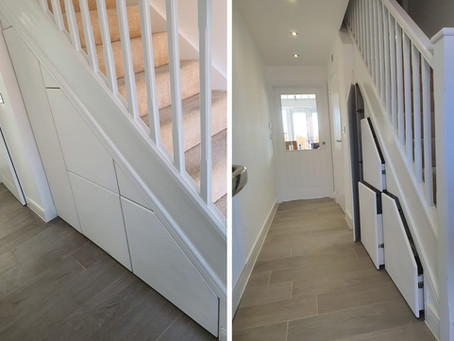 Under Stairs Storage Blog Welcomes You