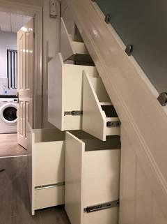 Under Stair Storage Solution in Liverpool, Merseyside