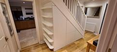 Under Stair Storage Solution in Bracknell, Berkshire
