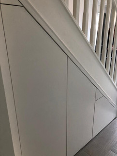 Under Stair Storage Solution in Newcastle upon Tyne, Tyne and Wear