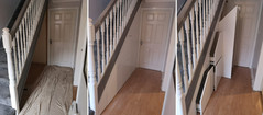Under Stairs Storage Drawers and Cupboard in Chester, Cheshire