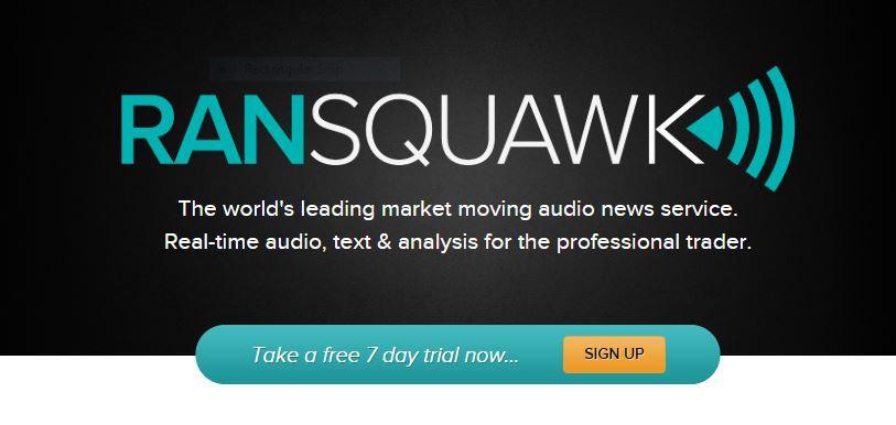 Ransquawk Forex Audio News Service