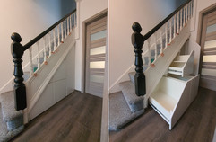 Under Stairs Storage Fitted in Liverpool, Merseyside