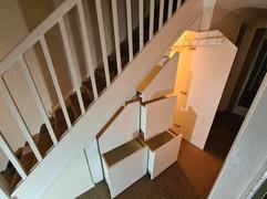 Under Stair Storage Installation in Saffron Walden, Uttlesford, Essex