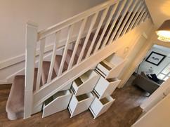 Under Stair Storage Drawers in Chinnor, Oxford, Oxfordshire