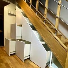 Discover Under Stairs Storage