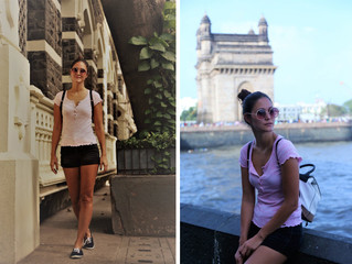 A day in Bombay