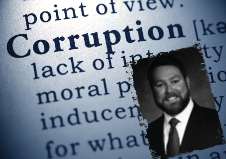 Why Won't Benton Speak Against Corruption?