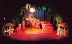 Jungle Book Set Design