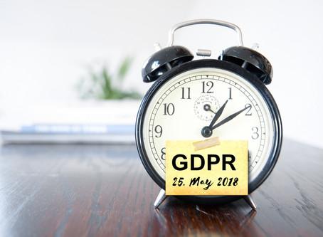 GDPR - Ready, steady, go?