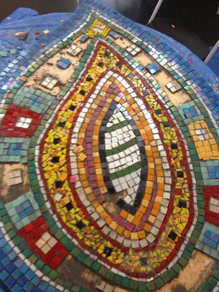 Oakley School Mosaics 2013