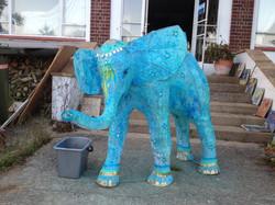 baby elephant made for dementia awarenes