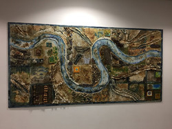 Thames mudlarking artwork 2017