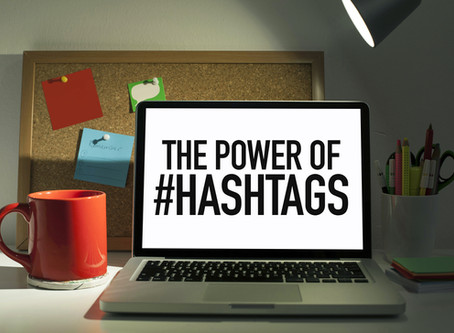 Hashtags - friend or foe? Good friend, if you know what you are doing!