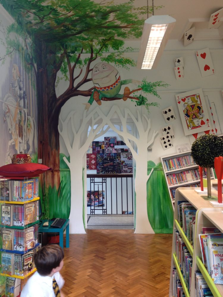 Library transformation