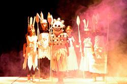 trinity theatre week costumes