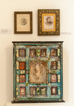 Reliquary Panel for Stanley Hinks