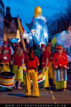 lantern parade 2014